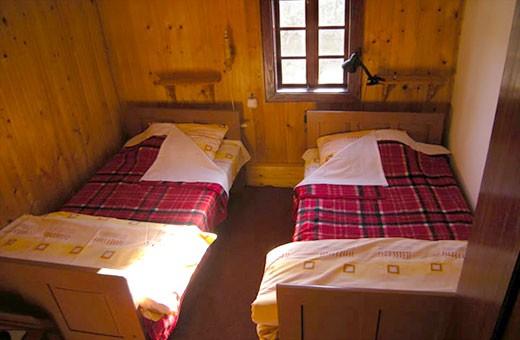 Bedroom 1, Ethno house Cerova kosa - Mokra Gora