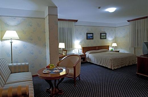 Dvokrevetna soba sa francuskim ležajem, Boutique Hotel Zlatnik - Zemun