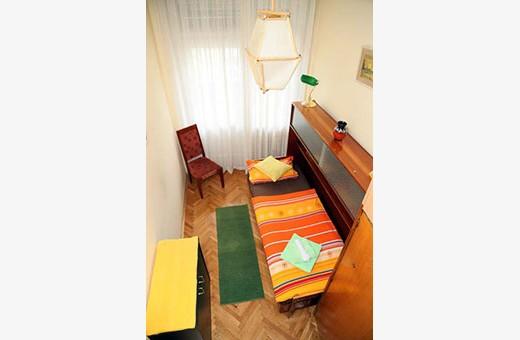 Spavaća soba - Apartman Kliper, Beograd