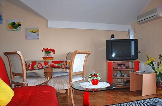 Diningroom, Red apartment - Apartments Makojevic, Vrnjačka banja