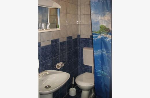 Kupatilo, Smeštaj Vila TRON - Palić