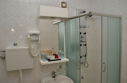Bathroom, Hotel Prezident - Palić