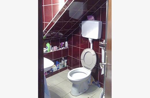 Kupatilo na I spratu, Seosko domaćinstvo Krstivojević - Selo Krčmar