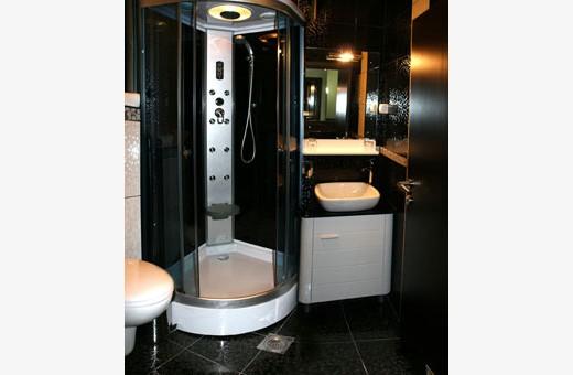 Kupatilo sobe sa francuskim ležajem, Vila Terazije - Beograd