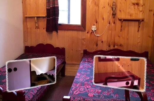 Bedroom 2, Ethno house Cerova kosa - Mokra Gora