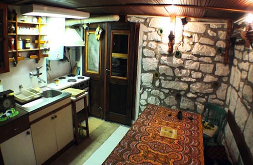 Kuhinja, Etno kuća Cerova kosa - Mokra Gora