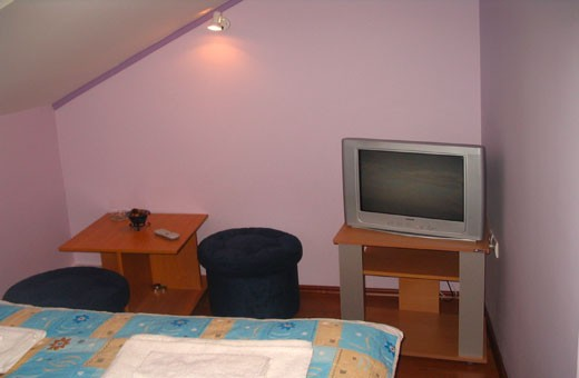 Soba2, Smeštaj Vila TRON - Palić