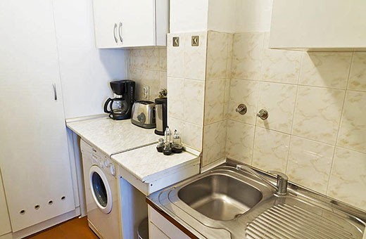 Kuhinja, Apartman Skadarlija 3 - Beograd