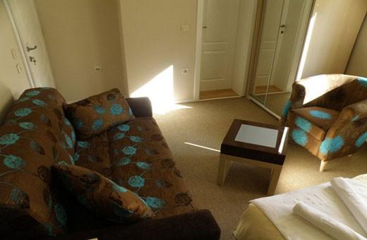 Lux soba 1/2+1, Hotel Biser - Kruševac