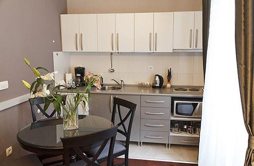Kuhinja, Apartman Terazije - Beograd