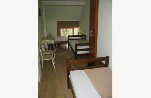 Family room 1/3+3, Hostel Milkaza - Novi Sad