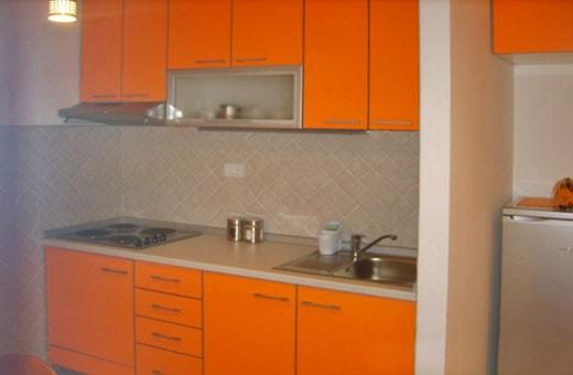 Kuhinja, Apartman Nikmar - Novi Beograd