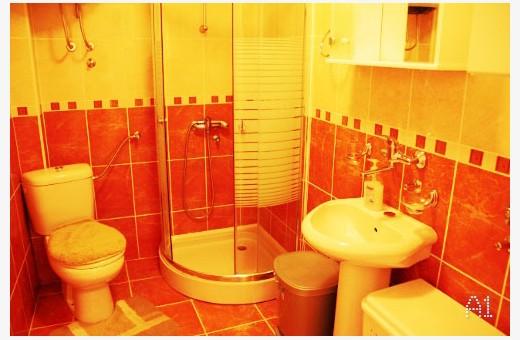 Apartman A1 kupatilo, Apartmani Srećica - Zlatibor