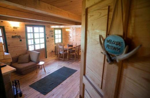Dnevni boravak, Hostel Montana - Koponik