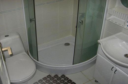Kupatilo, Ski kuća - Kopaonik