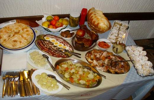 Food, Villa Sanja - Zlatibor