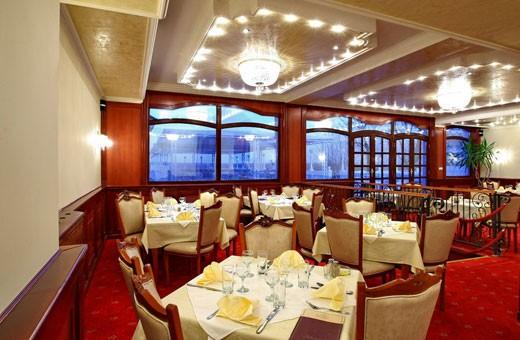 Restaurant, Hotel Kondor - Stari Banovci