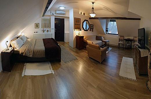 Apartman 1, Vila Mila - Aranđelovac