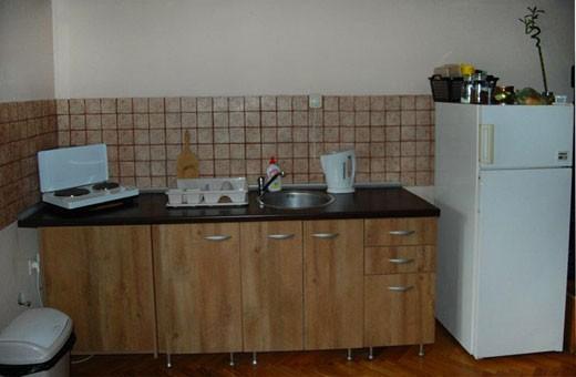 Kitchen, Hostel Mali - Novi Sad