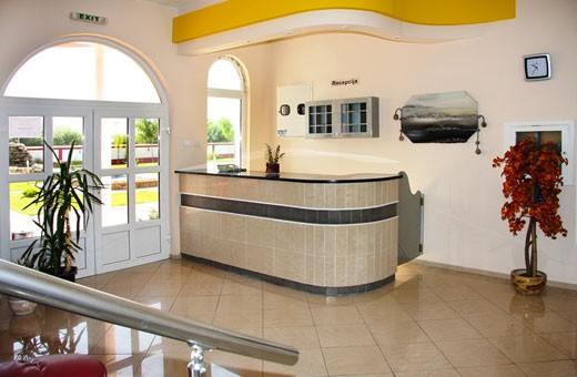 Recepcija, Hotel Dijana - Pirot
