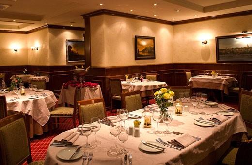 Restoran(nepušački), Boutique Hotel Zlatnik - Zemun