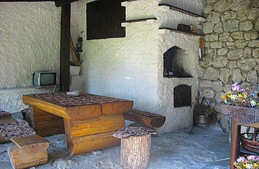 Dvorište, Apartman Popović - Donji Milanovac