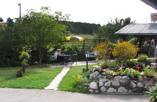 Garden, Villa Sanja - Zlatibor