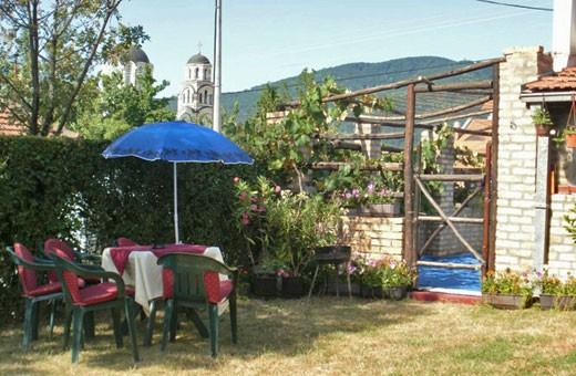 Dvorište, Apartman Milićević - Aranđelovac
