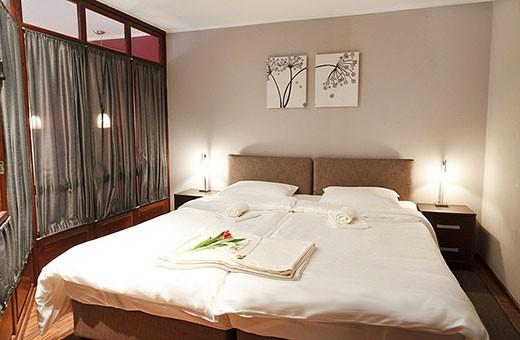 Spavaća soba, Apartman Terazije - Beograd