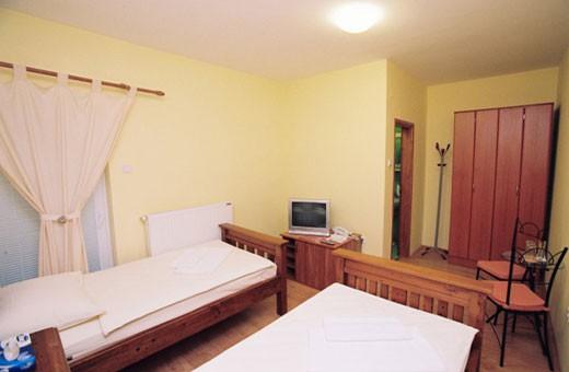 Soba 1/2+1, Pansion Brvnara - Palić