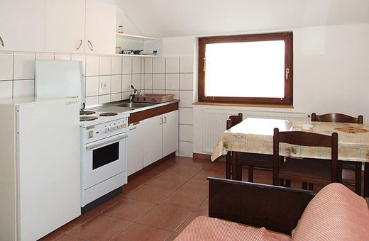 Apartman3 kuhinja i trpezarija, Apartmani Kalinovica - Sokobanja