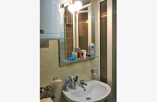 Bathroom, Red apartment - Apartments Makojevic, Vrnjačka banja