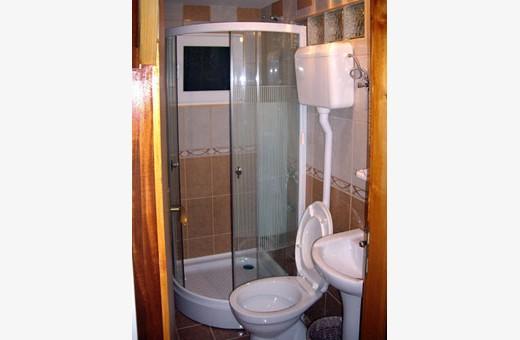 Apartman kupatilo,Smeštaj Božinović - Sokobanja
