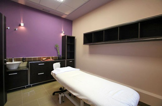 Massage room, Hotel Prezident - Palić