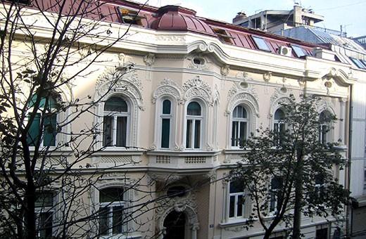 Poged kroz prozor - Apartman Kliper, Beograd