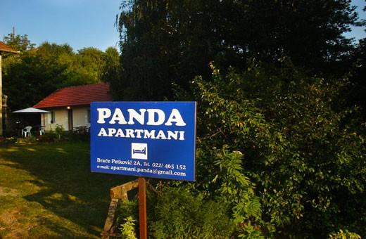 Mesto za savršen odmor, Apartman Panda - Vrdnik