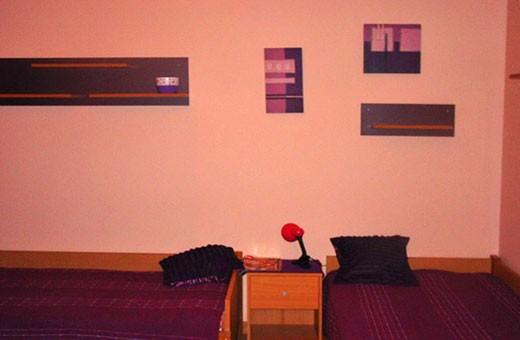 Spavaća soba, Apartman Djurić - Vrnjačka Banja