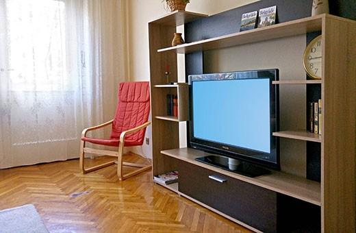 Dnevni boravak - Apartman Kliper, Beograd