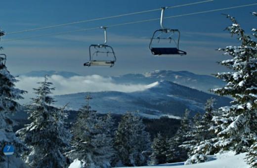 Skiing Kopaonik