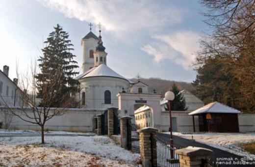 Nova Ravanica - Vrdnik Monastery