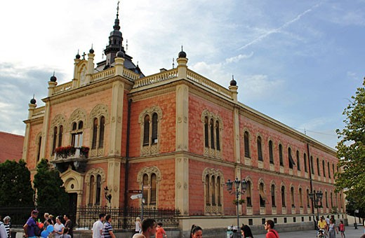The Bishop's Palace, Novi Sad