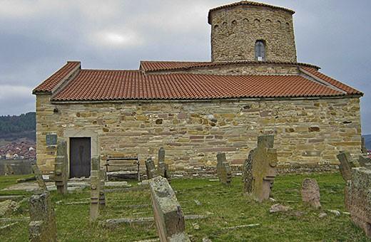 Petrov's church, Novi Pazar