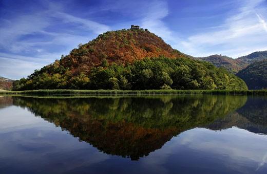 West Morava, Ovcar-Kablar gorge