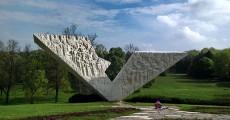 The monument of the NOB (II Worl War), Kragujevac