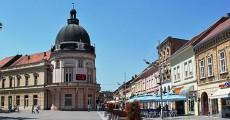 Sremska Mitrovica, Centar grada