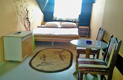 Double bed room, Hostel CENTAR NS - Novi Sad