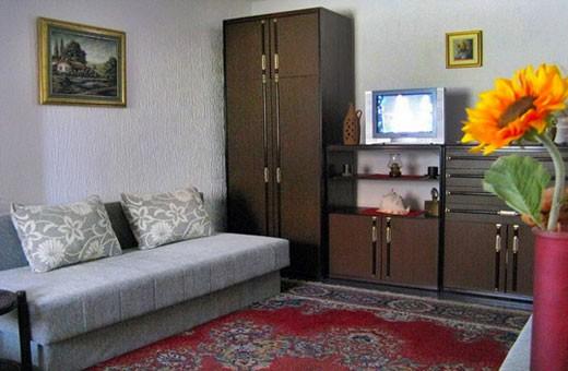 Apartman2 dnevni boravak, Apartmani Slavica - Jagodina