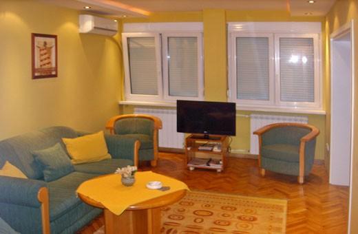 Living room, Apartment Nikmar - Novi Beograd