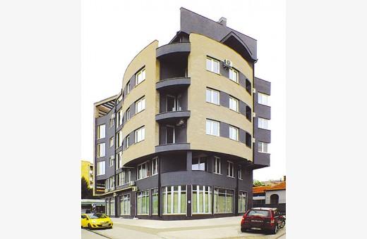 Luxury apartments Maestro - Kragujevac