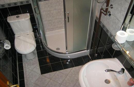 Apartment2 bathroom, Apartments Udovičić - Zlatibor